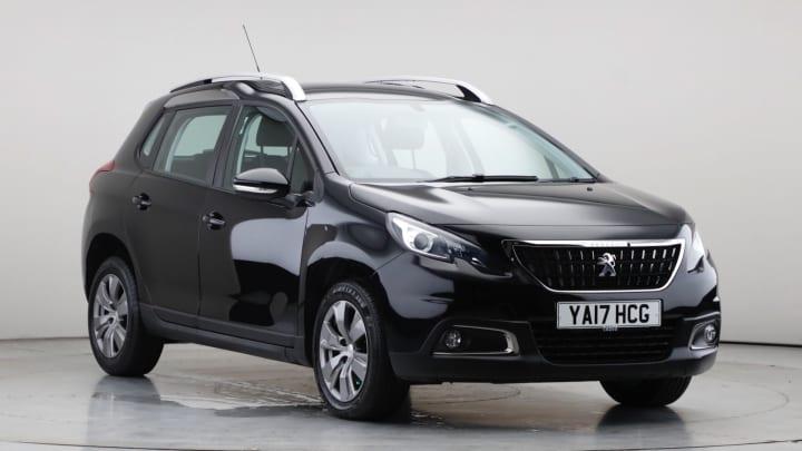2017 Used Peugeot 2008 1.2L Active PureTech