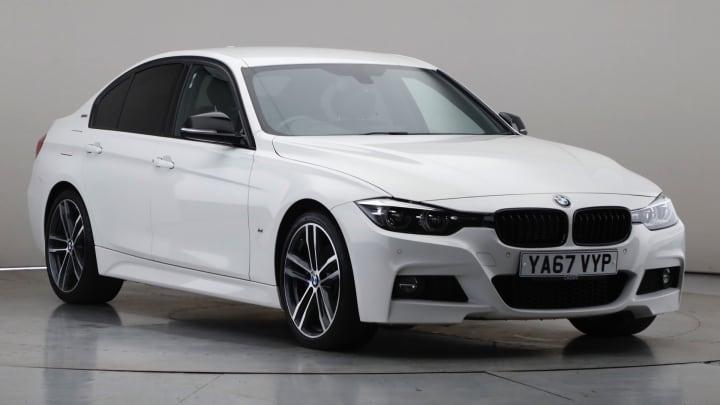 2018 Used BMW 3 Series 2L M Sport Shadow Edition 330e
