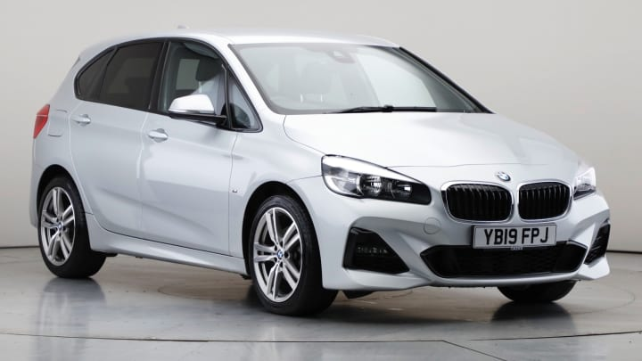 2019 Used BMW 2 Series Active Tourer 1.5L M Sport 218i