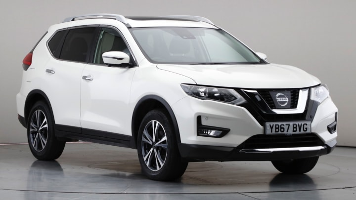2017 Used Nissan X-Trail 1.6L N-Connecta dCi