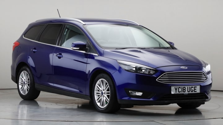 2018 Used Ford Focus 1L Zetec Edition EcoBoost T
