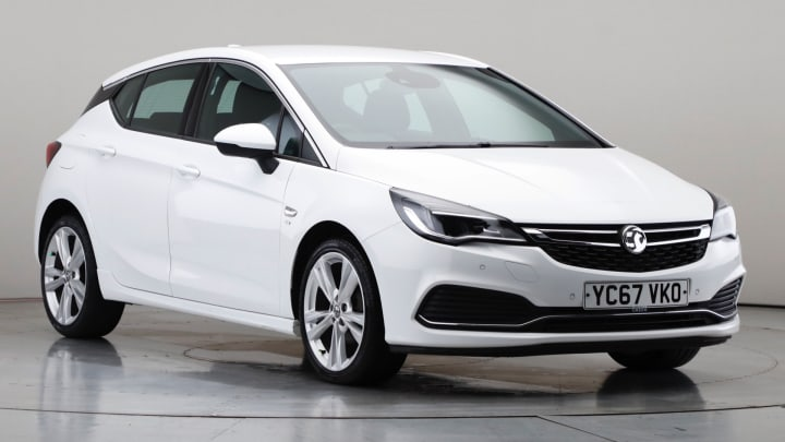 2017 Used Vauxhall Astra 1.4L SRi VX Line Nav i Turbo