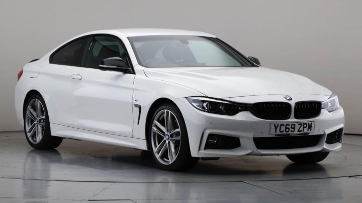 2019 Used BMW 4 Series 2L M Sport 420i