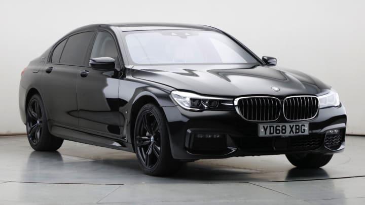 2018 Used BMW 7 Series 2L M Sport 740Le