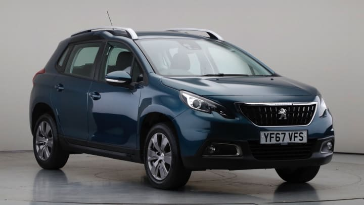 2018 Used Peugeot 2008 1.2L Active PureTech