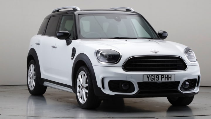 2019 Used Mini Countryman 1.5L Cooper Sport