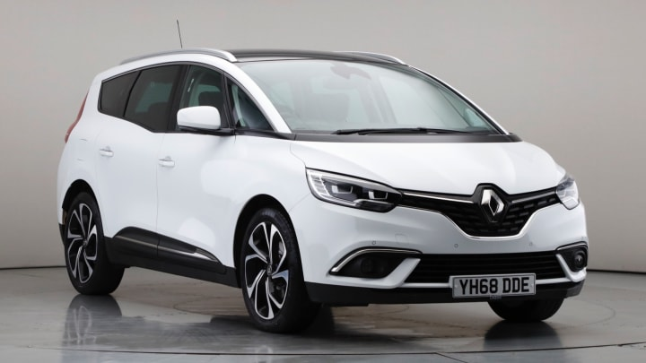 2018 Used Renault Grand Scenic 1.5L Signature Nav dCi