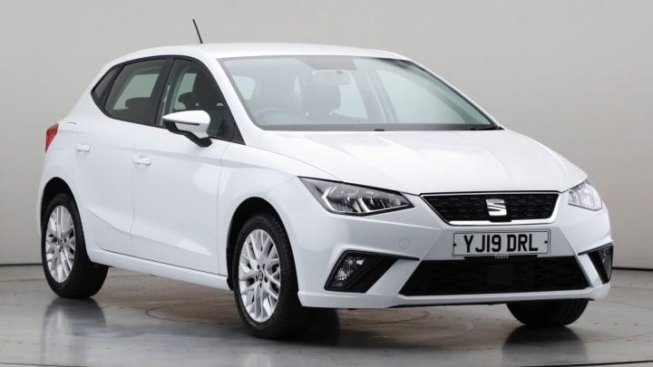 2019 Used Seat Ibiza 1L SE Technology TSI