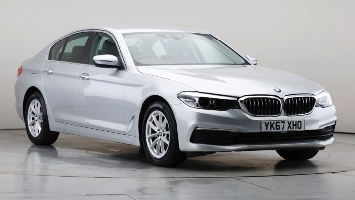 2017 Used BMW 5 Series 2L SE 520d