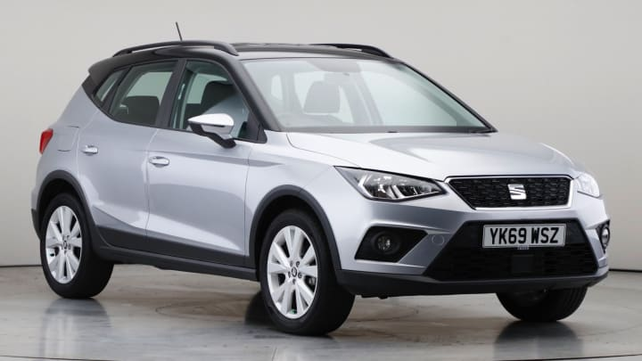 2019 Used Seat Arona 1L SE Technology TSI