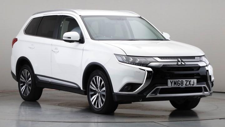 2018 Used Mitsubishi Outlander 2L 4 MIVEC