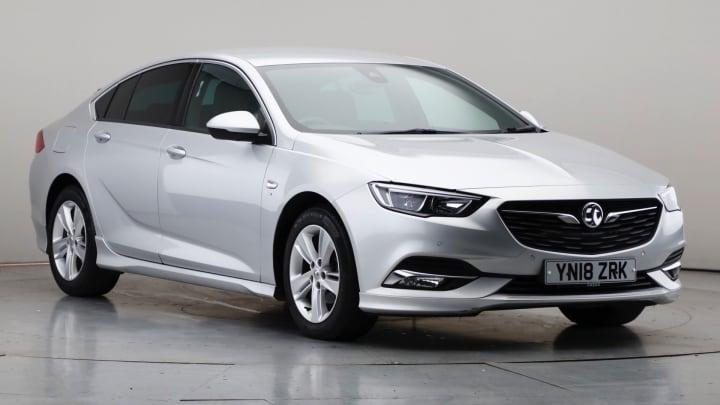 2018 Used Vauxhall Insignia 1.6L SRi VX Line Nav ecoTEC BlueInjection Turbo D