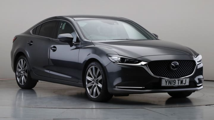 2019 Used Mazda Mazda6 2.2L GT Sport Nav+ SKYACTIV-D