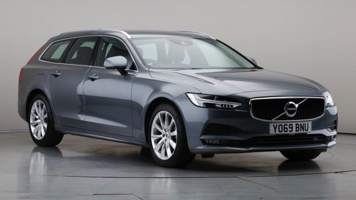 2020 Used Volvo V90 2L Momentum Plus T4