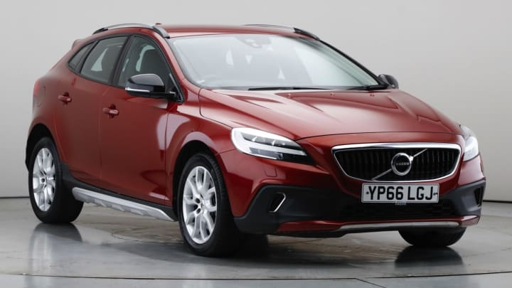 2017 Used Volvo V40 Cross Country 2L Pro T3