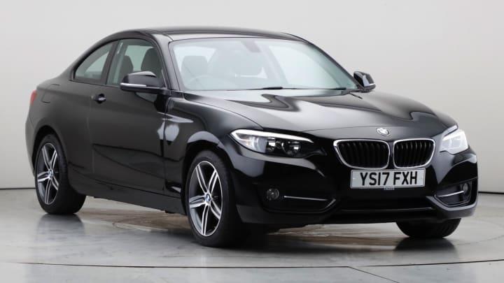 2017 Used BMW 2 Series 2L