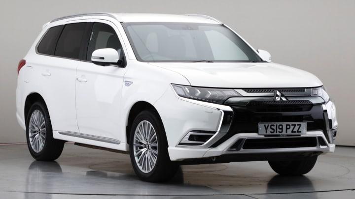 2019 Used Mitsubishi Outlander 2.4L 4h h TwinMotor