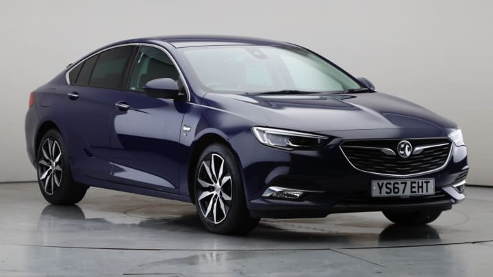 2018 Used Vauxhall Insignia 1.6L Elite Nav BlueInjection Turbo D