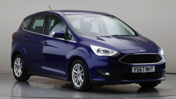 2017 Used Ford C-Max 1L Zetec EcoBoost T