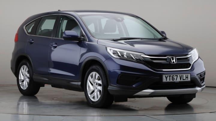 2017 Used Honda CR-V 1.6L S Plus i-DTEC