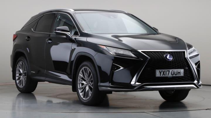 2017 Used Lexus RX 450h 3.5L F Sport h V6