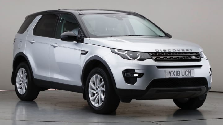 2018 Used Land Rover Discovery Sport 2L SE Tech TD4