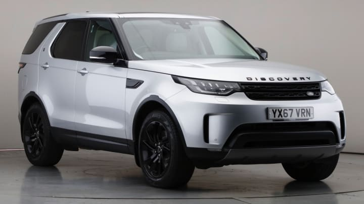 2017 Used Land Rover Discovery 2L HSE SD4