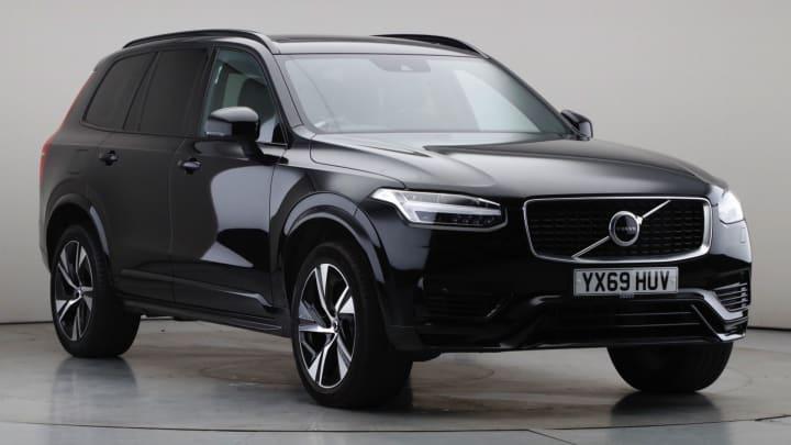 2019 Used Volvo XC90 2L R-Design Twin Engine h T8