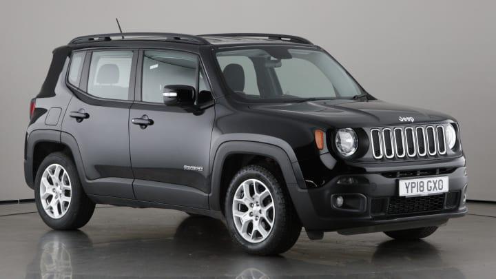 2018 used Jeep Renegade 1.6L Longitude MultiJetII