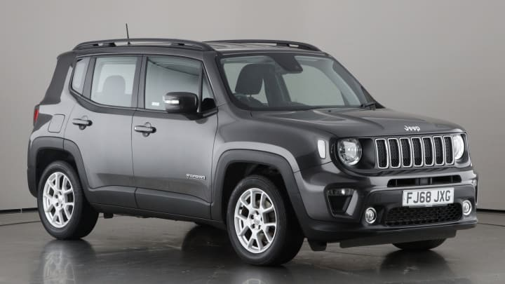 2018 used Jeep Renegade 1.3L Longitude GSE T4