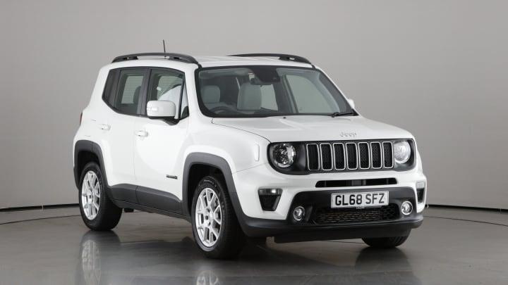 2019 used Jeep Renegade 1.6L Longitude MultiJetII