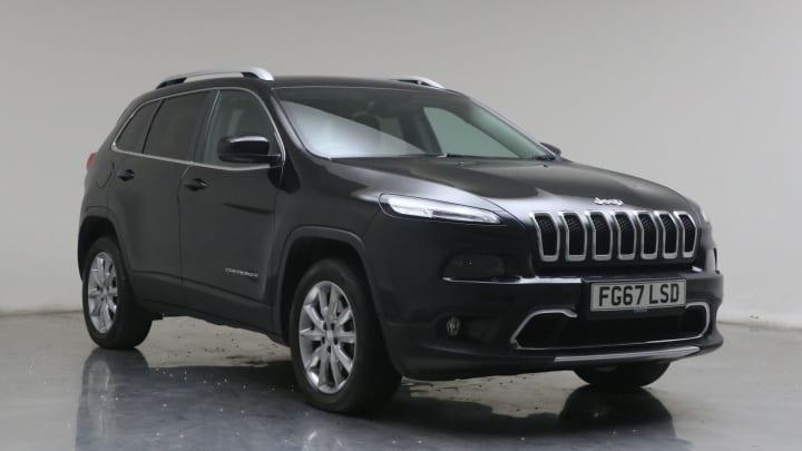 2017 used Jeep Cherokee 2.2L Limited MultiJetII