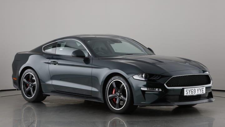 2020 used Ford Mustang 5L Bullitt V8