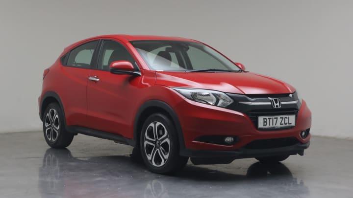 2017 used Honda HR-V 1.6L SE Navi i-DTEC