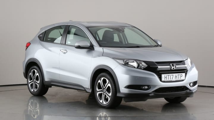 2017 used Honda HR-V 1.6L SE i-DTEC