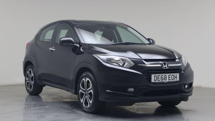 2018 used Honda HR-V 1.6L SE Navi i-DTEC