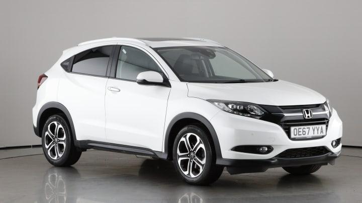2018 used Honda HR-V 1.6L EX i-DTEC
