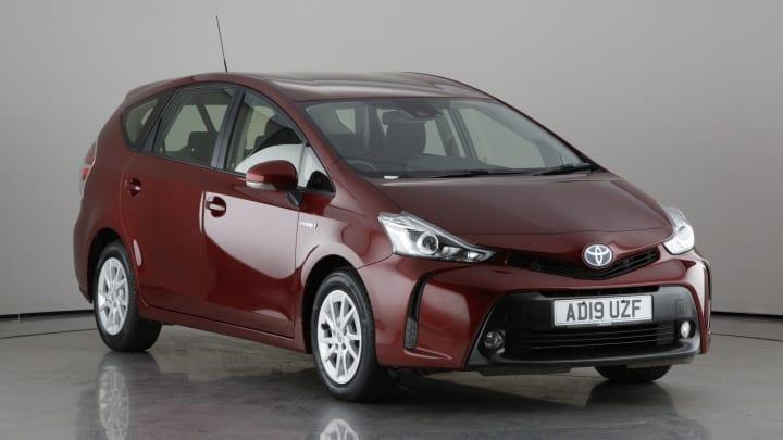 2019 Used Toyota Prius+ 1.8L Icon VVT-h