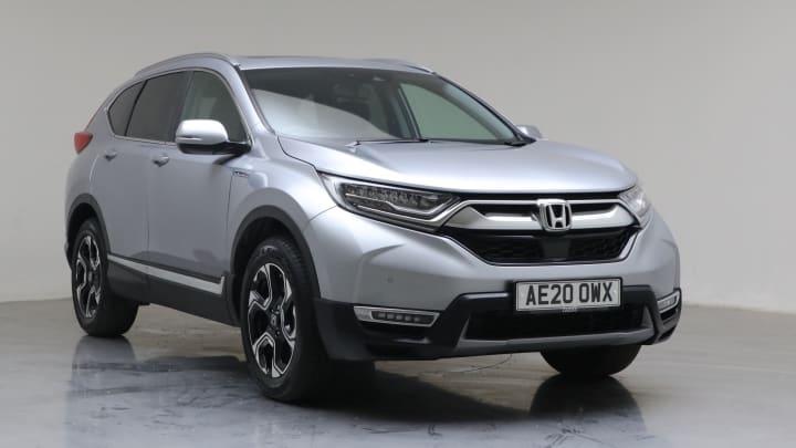 2020 Used Honda CR-V 2L EX h i-MMD