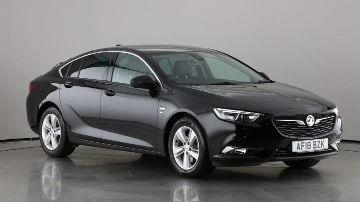 2018 Used Vauxhall Insignia 2L SRi Nav BlueInjection Turbo D