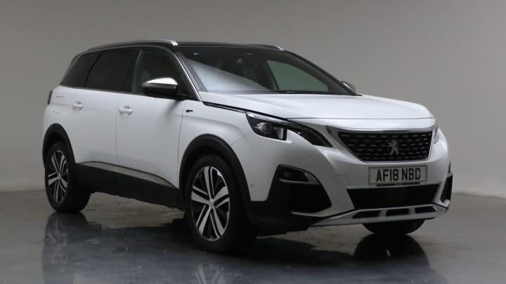 2018 Used Peugeot 5008 2L GT BlueHDi
