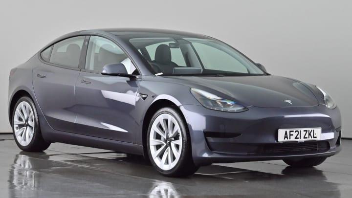 2021 Subscription Tesla Model 3 Standard Range Plus