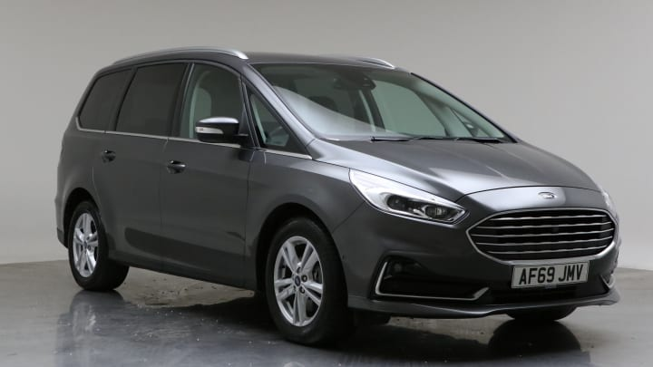 2019 Used Ford Galaxy 2L Titanium EcoBlue