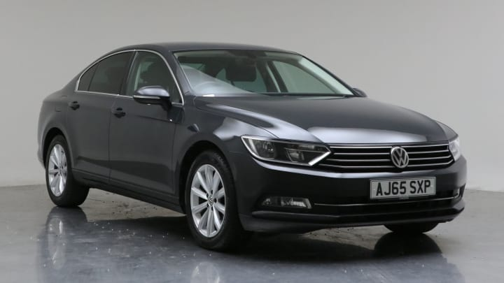 2016 Used Volkswagen Passat 1.6L SE Business BlueMotion Tech TDI
