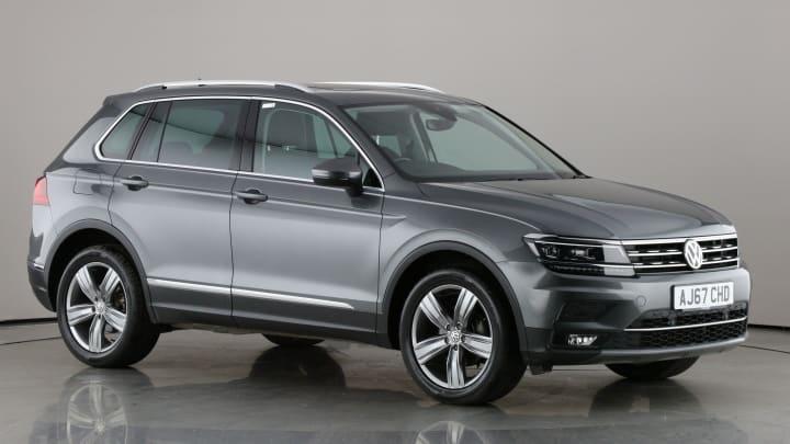2018 Used Volkswagen Tiguan 2L SEL TDI