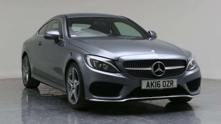 2016 Used Mercedes-Benz C Class 2L AMG Line C200