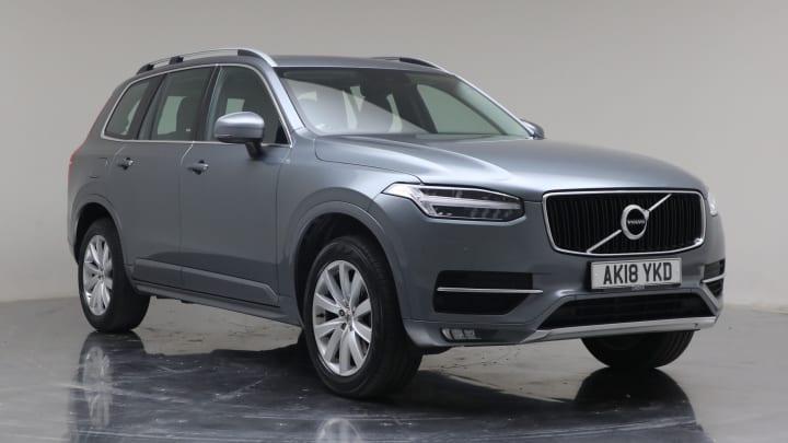 2018 Used Volvo XC90 2L Momentum PowerPulse D5
