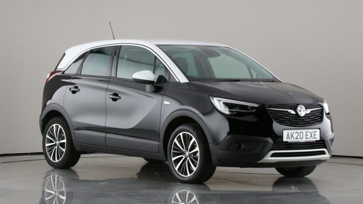 2020 used Vauxhall Crossland X 1.2L Elite Turbo
