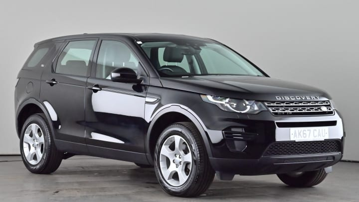 2018 Used Land Rover Discovery Sport 2L Pure eD4