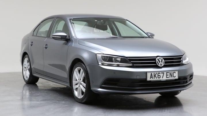 2017 Used Volkswagen Jetta 2L SE TDI